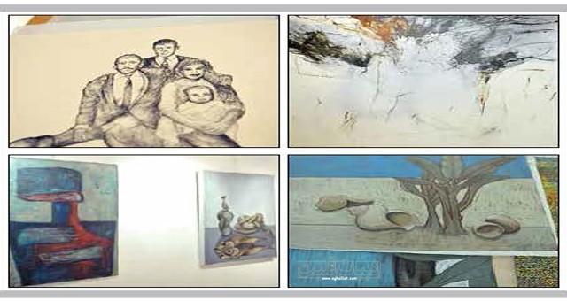 سرقت عجیب آثار هنرمندان از دفتر هنرهای تجسمی
