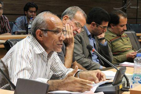 علی معصومی، علی نایینی و دکتر حسینی