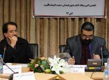 گزارش تصویری نشست مروری بر فعالیت های ادبی دکتر قهرمان شیری / رویداد چهارم