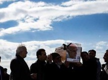 گزارشی از مراسم تشییع ابوالحسن نجفی