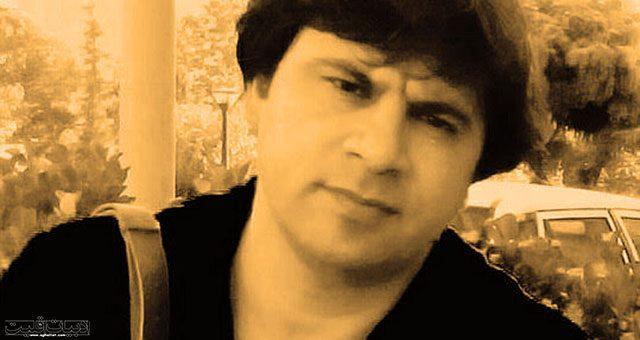 مردی با موهای یک دست سیاه / مرادحسین عباسپور