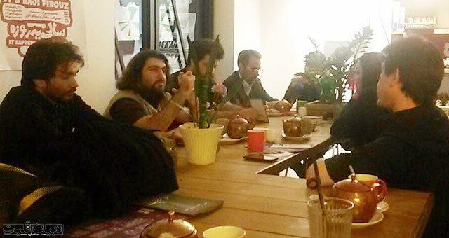 گزارشی از نخستین دورهمی سایت و جایزه ادبیات اقلیت در تهران
