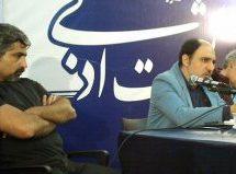 گزارشی از جلسه نقد رمان ماهو نوشته منیرالدین بیروتی در مجتمع ناشران قم