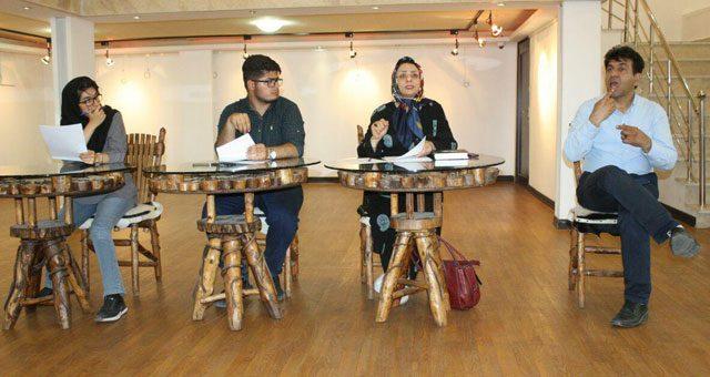 گزارشی از نخستین کارگاه داستان نویسی ناشنوایان تهران