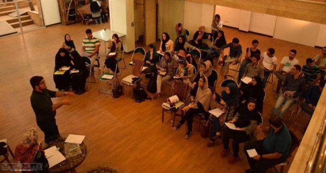 گزارش سومین کارگاه داستاننویسی ناشنوایان تهران