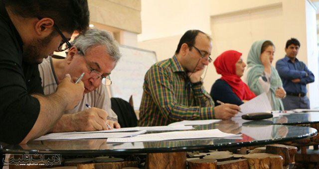 گزارش دومین کارگاه داستاننویسی ناشنوایان در تهران (صدای سکوت)