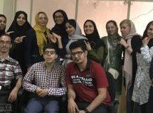گزارش اولین کارگاه داستاننویسی ناشنوایان در شیراز