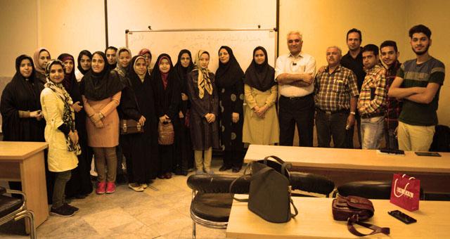 گزارش ورکشاپ آموزش داستاننویسی ناشنوایان مشهد / جشنواره صدای سکوت
