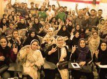 گزارش نخستین کارگاه آموزشی داستان نویسی ناشنوایان در اهواز
