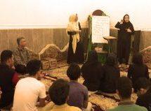 گزارش برگزاری نخستین کارگاه آموزش داستان نویسی ناشنوایان در خرمشهر