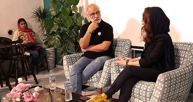 ما از دنیا بریدهایم / گزارشی از دومین نشست «یک شب، یک نویسنده» با حضور محمود حسینی زاد