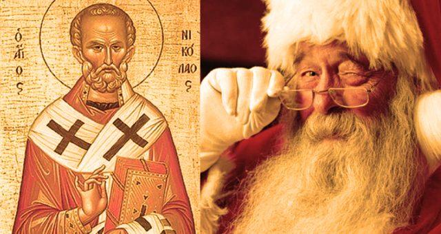 بابانوئل / پاپانوئل؛ پدر جشن زادروز مسیح