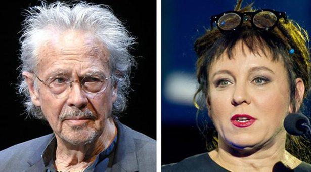 پیتر هاندکه و اولگا توکارچوک برندگان جایزه نوبل ادبیات ۲۰۱۹ و ۲۰۱۸ شدند