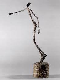 مجسمه از: Alberto Giacometti